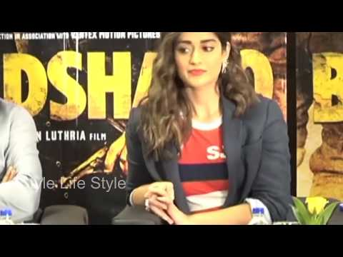 Xxx Mp4 Ileana D 39 Cruz Oops Moment At Baadshaho Press Conference 39 39 Style Life Style 3gp Sex
