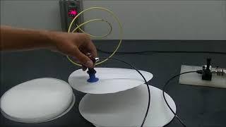 Handling Paper Discs with Vacuum - Piab