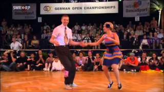 Boogie-Woogie European Championship 2012 (Fast Final) Part 2