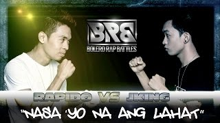 Episode #3 | Rapido vs. JKing:
