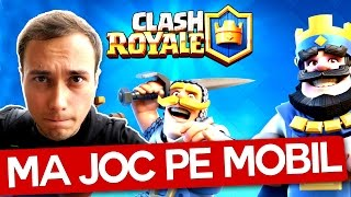 MaxINFINITE incearca Clash Royale!