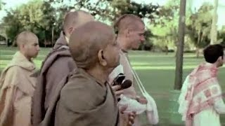 Srila Prabhupada Morning Walk - Denver - June 29, 1975