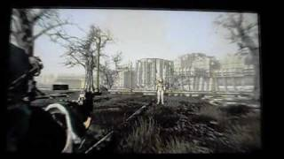 Fallout 3 Special weapons - Zhu Rong v418 Chinses Pistol