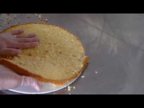 Receita como fazer e decorar bolo de pasta americana bellbolos