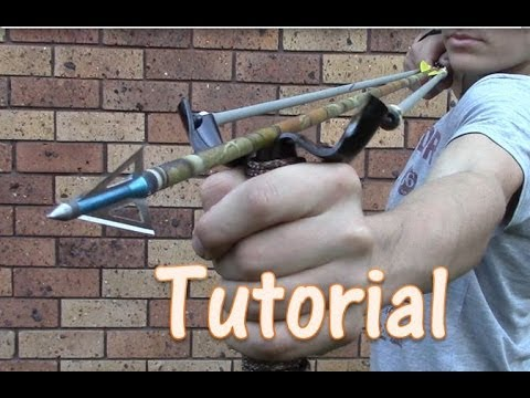 Xxx Mp4 How To Make A 45 Pound PVC Slingbow For 5 Zommbie Defence Fishing Compact 3gp Sex