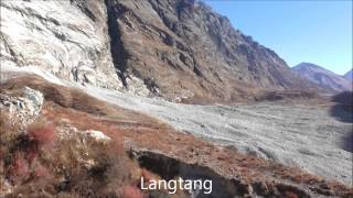LANGTANG TREK - Before and after Nepal earthquake - finding a new way of trekking in Langtang