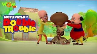 Double Trouble - Motu Patlu Promo