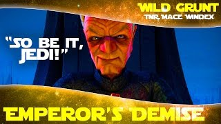 SWGOH | Emperor's Demise (Emperor Palpatine event play-through with FTP team)