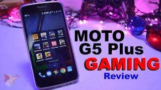 Moto G5 Plus Gaming Review   4GB Ram & 32GB Rom   Data Dock