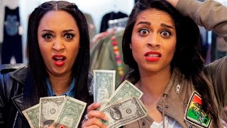 When Cheap People Go Christmas Shopping (ft. Tia Mowry)