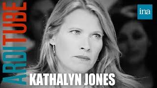 "Kathalyn H. Jones-Mann ""Ma vie avec Claude François"" | Archive INA"