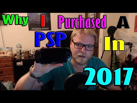 Xxx Mp4 Why I Purchased A PSP Playstation Portable In 2017 3gp Sex