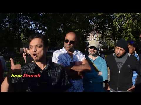 Xxx Mp4 Exposed Lack Of Integrity Mansur Vs JC Christian L Speakers Corner L Hyde Park 3gp Sex