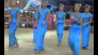 Sangraima Song Marma Dance-Bangalhalia