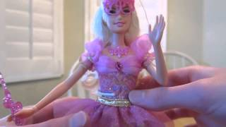Barbie and The Three Musketeers Corinne Doll Review