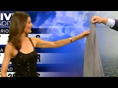 Xxx Mp4 Meteorologist Told To Cover Up On Air VIDEO 3gp Sex