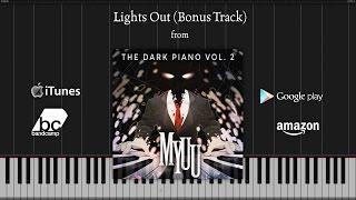 myuu - Lights Out | Piano Tutorial + Sheet Music