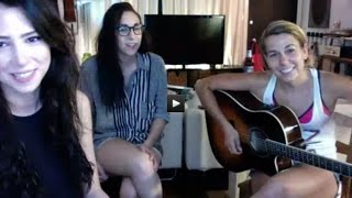 Stevie & Ally + Ali Livestream Partyshow