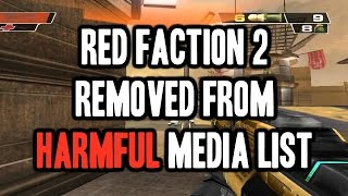 Red Faction 2 Has Been Removed From