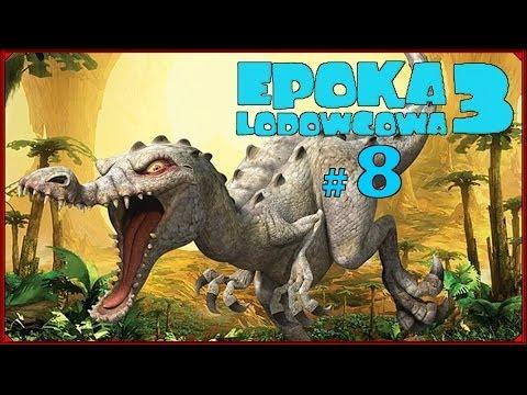 Zagrajmy w Epoka Lodowcowa 3 Era Dinozaurów 8 FINAŁ z Rudim