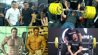 Khan Brothers Gym Workout Fitness Challenge Videos -Salman Khan,Sohail Khan,Arbaz Khan