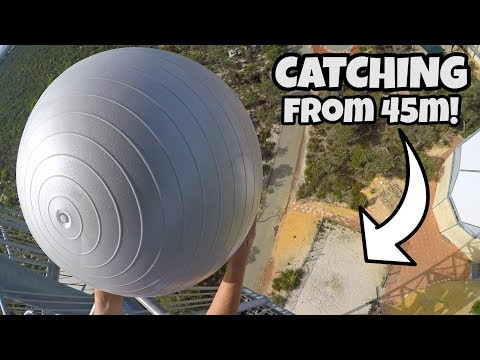 Xxx Mp4 CATCHING EXERCISE BALLS From 45m 3gp Sex