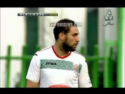 أغرب لقطة في تاريخ الكرة الجزائرية .. مولودية الجزائر 2-1 شباب بلوزداد / 14.09.2013