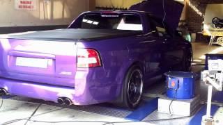 305kw Chevrolet SS Lumina Fuel Test