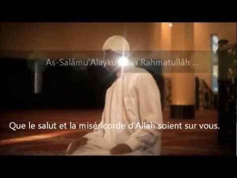 Islam Comment faire les 5 prières El Witr Facilement Phonétique;français .