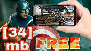 [34]mb how to download captain america super soldier best game in (HINDI)