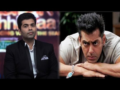 Xxx Mp4 Salman Khan Apparently Threatened Karan Johar For Leaving Movie Shuddhi HOT GOSSIP 3gp Sex