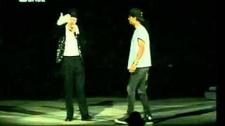 1995 MTV Rehearsal Clip - Michael Jackson