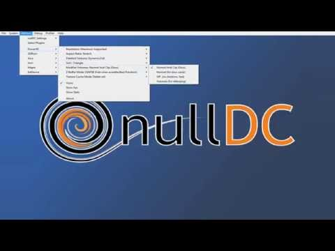 dreamcast nulldc memory card