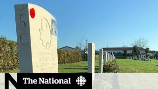 Canadians mark 75 years since Italian Campaign