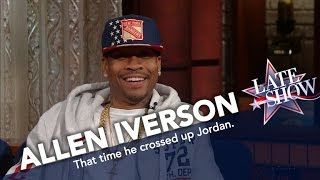 Allen Iverson: I Truly Wanted to Be Like Mike