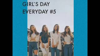 GIRL'S DAY (걸스데이) - I`ll Be Yours (MP3 Audio) [GIRL'S DAY EVERYDAY #5]