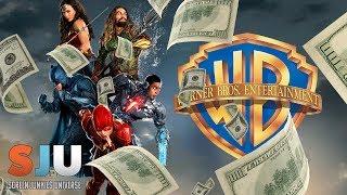 Justice League Could Lose WB Big Money - SJU