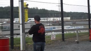 Hood and Trunk Race Eve Of Destruction 2013