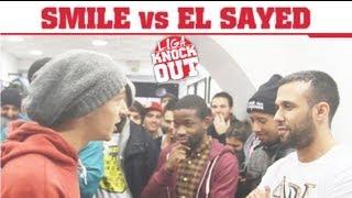 Liga Knock Out / EarBOX Apresentam: Smile vs El Sayed (2ª Edição)