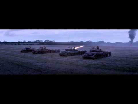 Fury Кліп на фільм. Лють. Ярость.