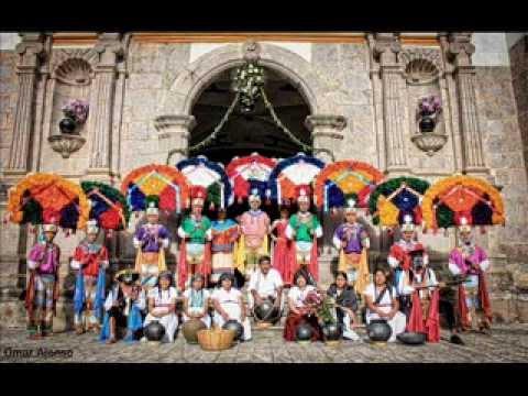 Danza de la pluma Banda clásica de Oaxaca