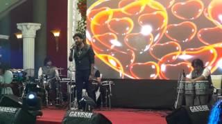 Jeena Jeena - Badlapur   Cover   Manish Joshi