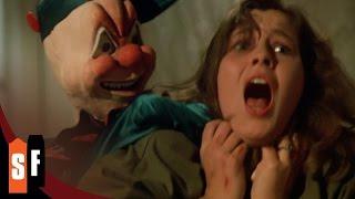Ghosthouse (1/1) Creepy Clown Doll Attacks (1988) HD