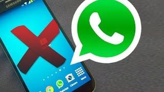 WhatsApp Dejará de Funcionar en Millones de Dispositivos en 2017