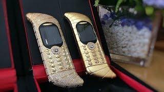 أغلى 10 هواتف في العالم | الأول ب8 مليون دولار!