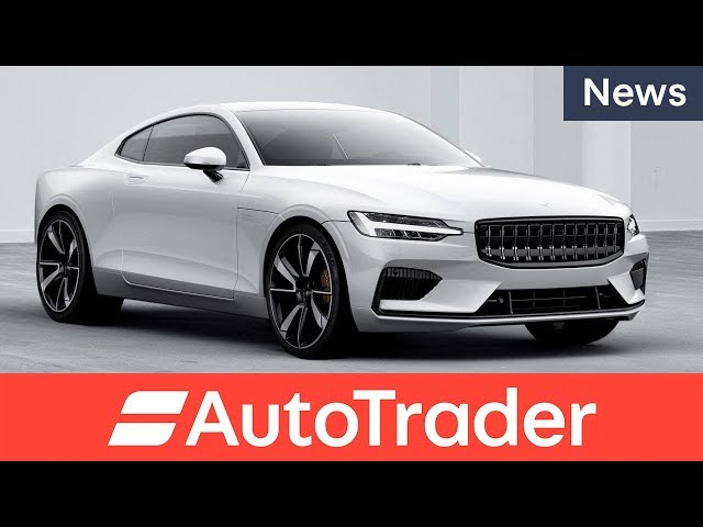 First look at the new Polestar 1 performance hybrid car