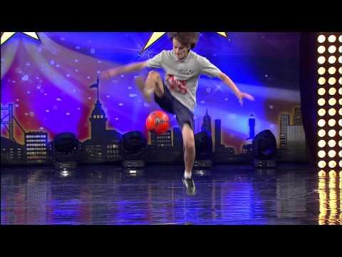 Yetenek Sizsiniz Türkiye 2.Tur Futbolun Çavuşları