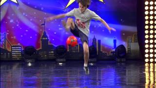 Yetenek Sizsiniz Türkiye 2.Tur - Futbolun Çavuşları