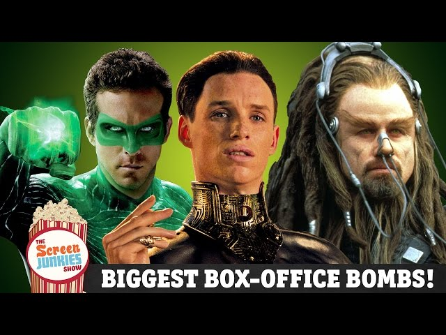 Biggest Box Office Bombs!