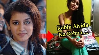 Priya Prakash Varrier Singing Bollywood Songs | Viral Video